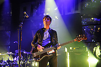 LONDON, ENGLAND - SEPTEMBER 7: John Hassall of 'The Libertines' performing at Brixton Academy on September 7, 2016 in London, England.<br /> CAP/MAR<br /> &copy;MAR/Capital Pictures /MediaPunch ***NORTH AND SOUTH AMERICAS ONLY***