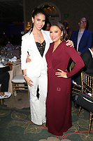 LOS ANGELES, CA - NOVEMBER 8: Roselyn Sanchez, Eva Longoria, at the Eva Longoria Foundation Dinner Gala honoring Zoe Saldana and Gina Rodriguez at The Four Seasons Beverly Hills in Los Angeles, California on November 8, 2018. Credit: Faye Sadou/MediaPunch