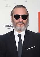 LOS ANGELES, CA - JULY 11: Joaquin Phoenix, at the premier of Don't Worry, He Won't Get Far On Foot on July 11, 2018 at The Arclight Hollywood in Los Angeles, California. Credit: Faye Sadou/MediaPunch