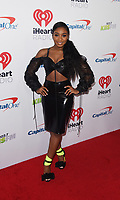 INGLEWOOD, CA - NOVEMBER 30: Normani Kordei Hamilton attends 102.7 KIIS FM's Jingle Ball 2018 Presented by Capital One at The Forum on November 30, 2018 in Inglewood, California. <br /> CAP/MPIIS<br /> &copy;MPIIS/Capital Pictures