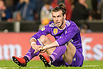 Gareth Bale of Real Madrid sits on the pitch during their La Liga match between Valencia CF and Real Madrid at the Estadio de Mestalla on 22 February 2017 in Valencia, Spain. Photo by Maria Jose Segovia Carmona / Power Sport Images