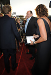 Jeff Daniels and James Gandolfini at the Los Angeles premiere of the new HBO series The Newsroom, held at the Cinerama Dome Los Angeles, CA. June 20, 2012