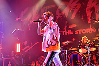 LONDON, ENGLAND - MAY 10: Takahiro Moriuchi of 'ONE OK ROCK performing at The Roundhouse on May 10, 2019 in London, England.<br /> CAP/MAR<br /> ©MAR/Capital Pictures