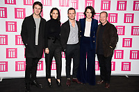 "Hugh Skinner, Sian Clifford, Andrew Scott, Phoebe Waller Bridge and Bill Paterson<br /> at the ""Fleabag"" season 2 screening, at the BFI South Bank, London<br /> <br /> ©Ash Knotek  D3474  24/01/2019"
