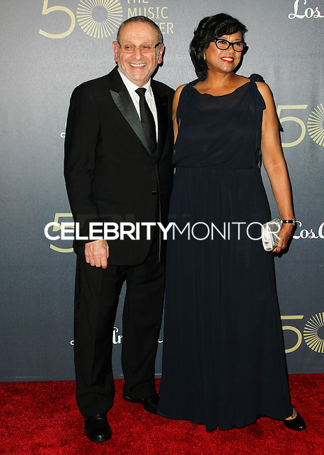 LOS ANGELES, CA, USA - DECEMBER 06: Cheryl Boone Isaacs arrive at The Music Center's 50th Anniversary Spectacular held at The Music Center - Dorothy Chandler Pavilion on December 6, 2014 in Los Angeles, California, United States. (Photo by Celebrity Monitor)