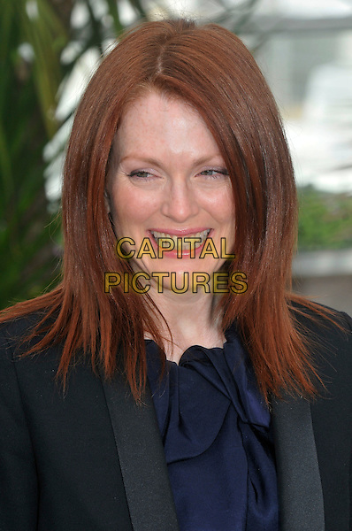 """JULIANNE MOORE.""""Blindness"""" photocall for a film by Brazilian director Fernando Meirellesat the 61st Cannes International  Film Festival, Cannes, France..14th May 2008 .headshot portrait .CAP/PL.© Phil Loftus/Capital Pictures"""