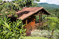 Finca Argovia an organic coffee, exotic flower farm and luxury eco hotel near Tapachula, Chiapas.
