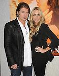 Billy Ray Cyrus & Tish Cyrus at the Touchstone Pictures' World Premiere of The Last Song held at The Arclight  in Hollywood, California on March 25,2010                                                                   Copyright 2010  DVS / RockinExposures
