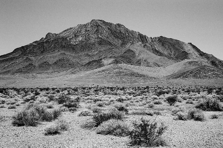 Death Valley, Spring 2018, 35mm Film