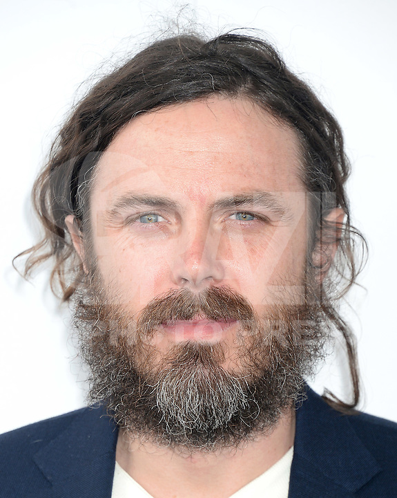 SANTA MONICA, 25.02.20-17 - SPIRIT-AWARDS - Casey Affleck durante Film Independent Spirit Awards em Santa Monica na California nos Estados Unidos (Foto: Gilbert Flores/Brazil Photo Press)