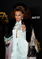 Andra Day at the 21st Annual Hollywood Film Awards at The Beverly Hilton Hotel, Beverly Hills. USA 05 Nov. 2017<br /> Picture: Paul Smith/Featureflash/SilverHub 0208 004 5359 sales@silverhubmedia.com