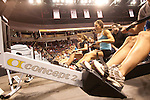 Concept2 Crash-B World Indoor Rowing Championships, 2012, Lightweight Open Women, athletes compete annually on a Concept2 Indoor Rower for time over 2000 meters, Agganis Arena, Boston University, Boston, Massachusetts,