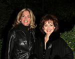 One Life To Live's Kassie DePaiva and Robin Strasser at the ABC Daytime Casino Night on October 23, 2008 at Guastavinos, New York CIty, New York. (Photo by Sue Coflin/Max Photos)