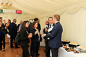 Stephen Gethins MP Co-Chair of the All-Party Parliamentary Group for Golf hosted a reception on behalf of Visit Scotland celebrating &ndash; The Solheim Cup &ndash; A Year to Go &ndash; at the House of Commons Thames Pavilion. Catriona Matthew, European Solheim Cup Captain was in attendance.<br />  Picture Stuart Adams, www.golftourimages.com: \05/09/2018\
