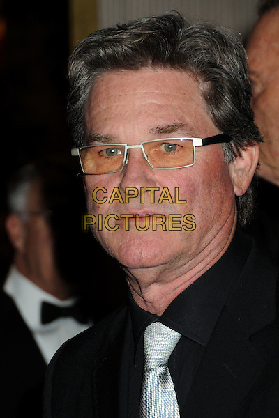 KURT RUSSELL .At the 7th Annual Living Legends of Aviation Awards held at the Beverly Hilton Hotel, Beverly Hills, California, USA, 22nd January 2010..portrait headshot black silver tie glasses .CAP/ADM/BP.©Byron Purvis/Admedia/Capital Pictures