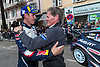 Julien INGRASSIA (FRA), FORD Fiesta WRC #1, Malcolm WILSON (GBR), Directeur MSPORT, TOUR DE CORSE 2018