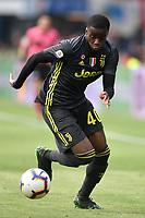 Stephy Alvaro Mavdidi of Juventus <br /> Ferrara 13-4-2019 Stadio Paolo Mazza Football Serie A 2018/2019 SPAL - Juventus <br /> Foto Andrea Staccioli / Insidefoto