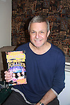 Guiding Light's Ron Raines stars in Follies on Noavember 27, 2011 at the New York Marriott Marquis, New York City, New York. (Photo by Sue Coflin/Max Photos)
