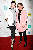 "LOS ANGELES - May 11: Kate Kelton, Gloria Allred at ""The Pussy Grabbers Play LA"" presented by the Cote d'Azur Web Fest at the Thymele Arts Center on May 11, 2019 in Los Angeles, CA"