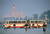 Commuting, Beijing, China RESERVED USE - NOT FOR DOWNLOAD -  FOR USE CONTACT TIM GRAHAM