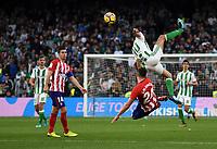 2017.12.10 La Liga Real Betis VS Atletico de Madrid