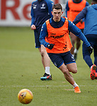 05.02.2019: Rangers training: Ryan Jack