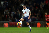 Toby Alderweireld of Tottenham Hotspur during Tottenham Hotspur vs Southampton, Premier League Football at Wembley Stadium on 5th December 2018