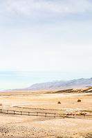 Harmony Borax Works. Death Valley National Park, California.
