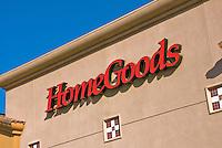 Home Goods, Building Vignette, Architectural, Commercial, Building, Exterior, Vignette, colorful, design, architecture,