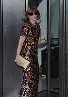 NEW YORK, NY - May 29: Anna Wintour attend the 2018 Lincoln Center American Songbook Gala honoring Richard Plepler and HBO at Alice Tully Hall, Lincoln Center on May 29, 2018 in New York City. <br /> CAP/MPI/JP<br /> &copy;JP/MPI/Capital Pictures