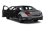 Car images of 2019 Mercedes Benz E-Class AMG-E53 4 Door Sedan Doors