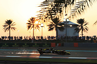 30th November 2019; Yas Marina Circuit, Abu Dhabi, United Arab Emirates; Formula 1 Abu Dhabi Grand Prix, qualifying day; Renault Sport F1 Team, Nico Hulkenberg - Editorial Use