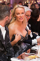 Pamela Anderson : &quot; The Best &quot; 40th Edition &agrave; l'h&ocirc;tel George V.<br /> France, Paris, 27 janvier 2017.<br /> ' The Best ' 40th Edition at the George V hotel in Pais.<br /> France, Paris, 27 January 2017