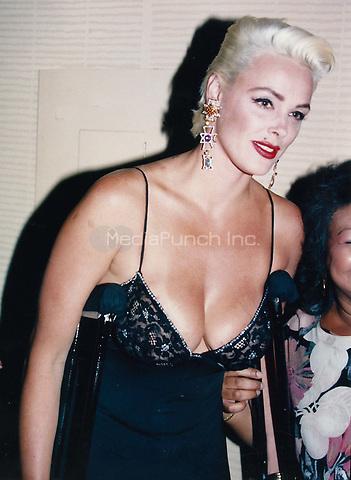 Brigitte Nielsen6038.JPG<br /> CelebrityArchaeology.com<br /> 1991 FILE PHOTO<br /> Brigitte Nielsen<br /> Photo to By John Barrett-PHOTOlink.net / MediaPunch
