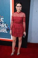 """Sophia Bush<br /> at the """"Me and Earl and the Dying Girl"""" Los Angeles Premiere, Harmony Gold Theater, Los Angeles, CA 06-03-15<br /> David Edwards/Dailyceleb.com 818-249-4998"""