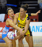 150425 ANZ Championship Netball - Pulse v Swifts