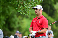 Jon Rahm (ESP) prepares to tee off on 3 during round 6 of the World Golf Championships, Dell Technologies Match Play, Austin Country Club, Austin, Texas, USA. 3/26/2017.<br /> Picture: Golffile | Ken Murray<br /> <br /> <br /> All photo usage must carry mandatory copyright credit (&copy; Golffile | Ken Murray)