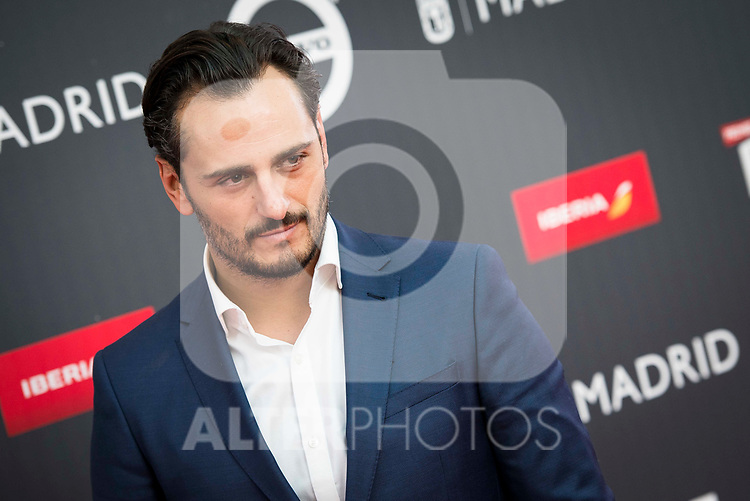 "Asier Etxeandia attends to the presentation of the ""Premios Platino"" at Palacio de Cristal in Madrid. April 07, 2017. (ALTERPHOTOS/Borja B.Hojas)"