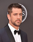 LOS ANGELES, CA - JULY 18: Aaron Rodgers attends the 2018 ESPYS at Microsoft Theater at L.A. Live on July 18, 2018 in Los Angeles, California.
