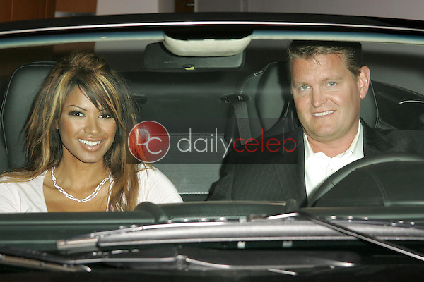 Traci Bingham and John Edward Yarbrough<br />