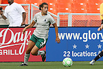 18 July 2009: Saint Louis' Stephanie Logterman. The Washington Freedom defeated Saint Louis Athletica 1-0 at the RFK Stadium in Washington, DC in a regular season Women's Professional Soccer game.