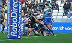 271012 RaboDirect Pro12 Ospreys v Connacht