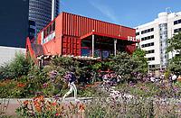 Nederland  Amsterdam - 2019.   Restaurant Bret bij Station Sloterdijk.    Foto Berlinda van Dam / Hollandse Hoogte