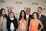 James Brolin & cast Life in Pieces Left to right: Betsy Brandt, Dan Bakkedahl, Dianne Wiest, Angelique Cabral, James Brolin, Zoe Lister Jones, Colin Hanks - CBS PrimeTime 2015-2016 Upfronts Lincoln Center, New York City, New York on May 13, 2015 (Photos by Sue Coflin/Max Photos)