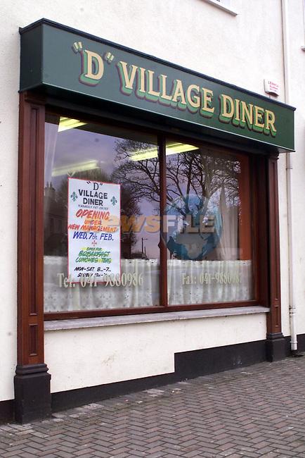 D Village Diner in Duleek..pic: Newsfile