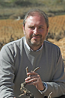 Fernando Caballero Arroyo, director bodegas frutos villar , cigales spain castile and leon