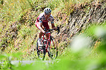 Tony Martin (GER) Katusha Alpecin tries to get away during Stage 15 of the 104th edition of the Tour de France 2017, running 189.5km from Laissac-Severac l'Eglise to Le Puy-en-Velay, France. 16th July 2017.<br /> Picture: ASO/Pauline Ballet   Cyclefile<br /> <br /> <br /> All photos usage must carry mandatory copyright credit (&copy; Cyclefile   ASO/Pauline Ballet)