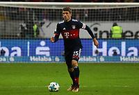 Thomas Mueller (FC Bayern Muenchen) - 09.12.2017: Eintracht Frankfurt vs. FC Bayern München, Commerzbank Arena