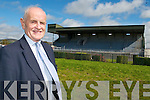It's over? Ballybeggan Racecourse General Manager Timmy Griffin looks at the empty stands as shareholders vote to sell the racecourse for development.