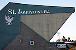 St Johnstone v Inverness Caley Thistle&hellip;09.03.16  SPFL McDiarmid Park, Perth<br />McDiarmid Park main stand<br />Picture by Graeme Hart.<br />Copyright Perthshire Picture Agency<br />Tel: 01738 623350  Mobile: 07990 594431